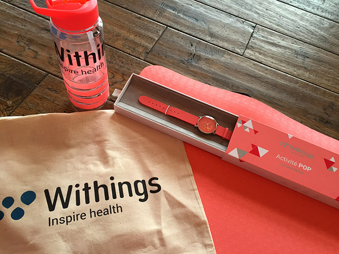 Withings Activité Pop Pink6
