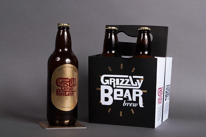 Grizzly Bear Brew3