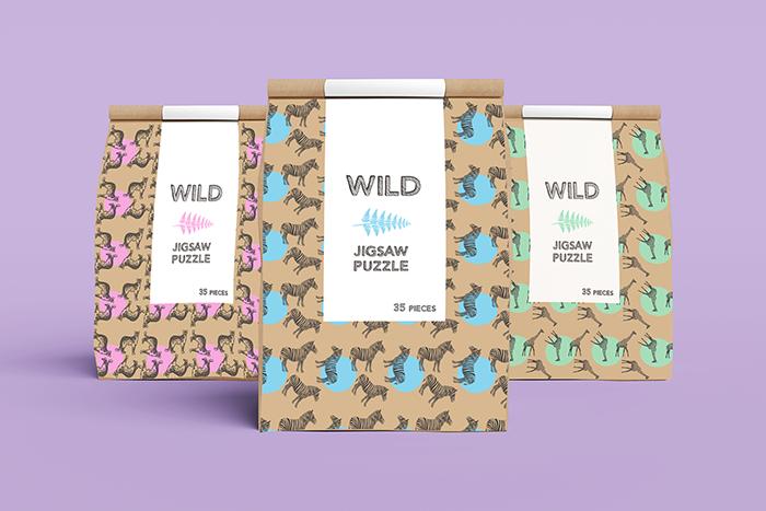 Wild Jigsaw Puzzle4