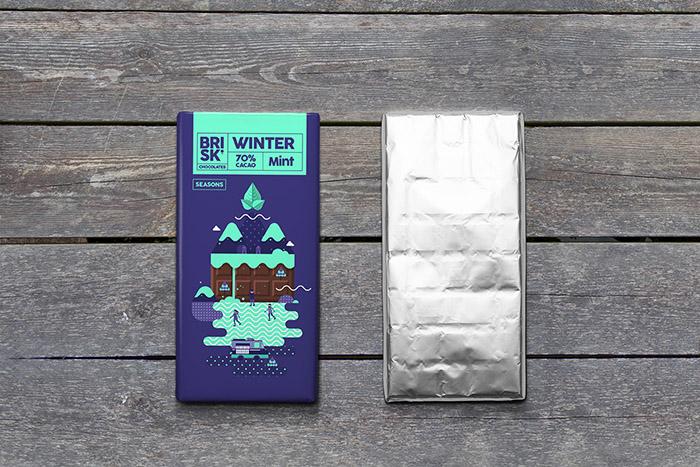 Brisk Chocolates