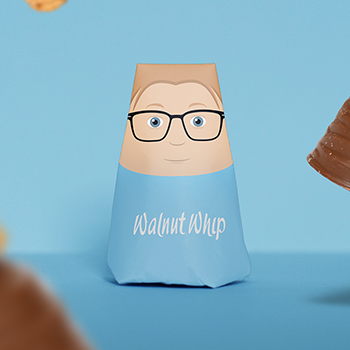 Custom Walnut Whip