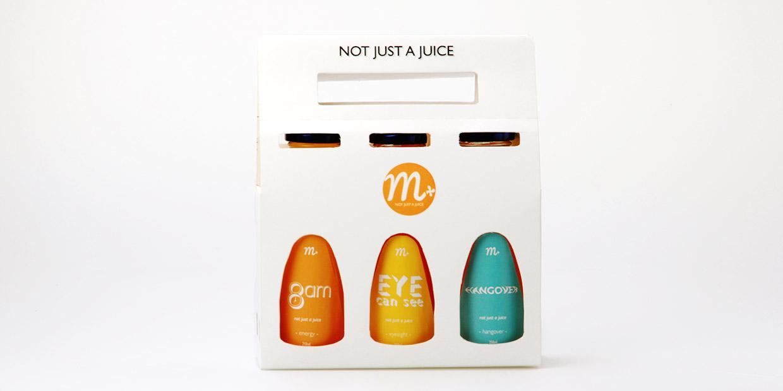 Multi+ Fruit Juice - Beverages - Package Inspiration