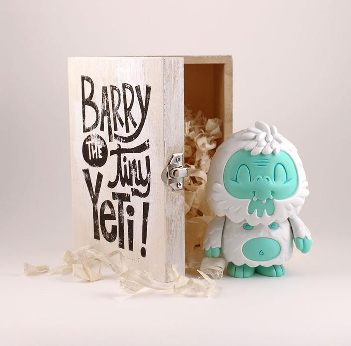 Barry The Tiny Yeti2