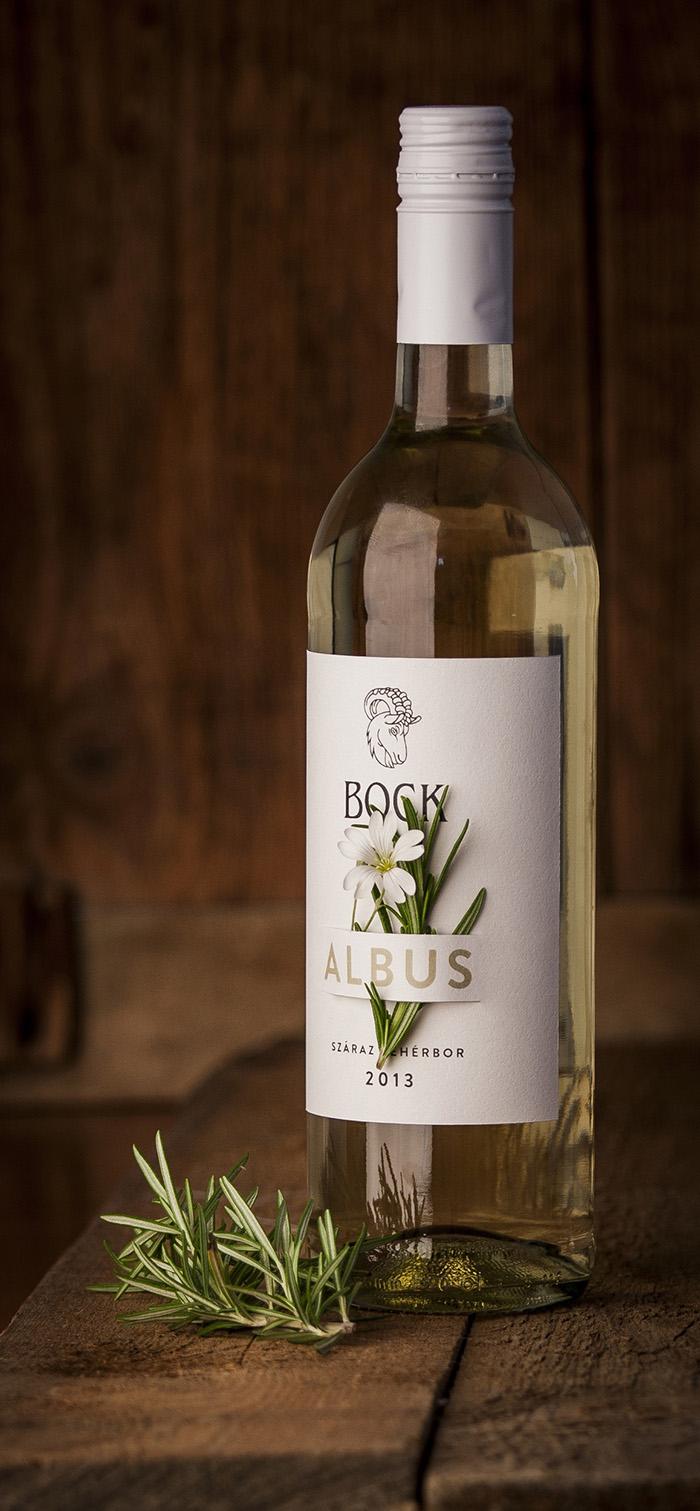 Bock Albus Wine2