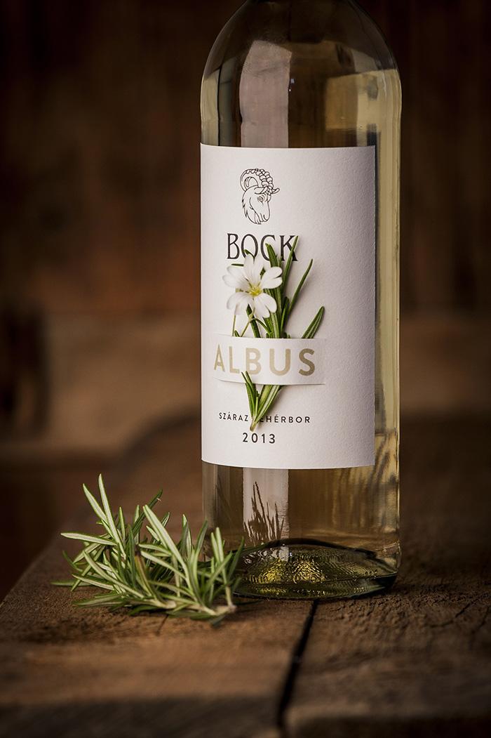 Bock Albus Wine3