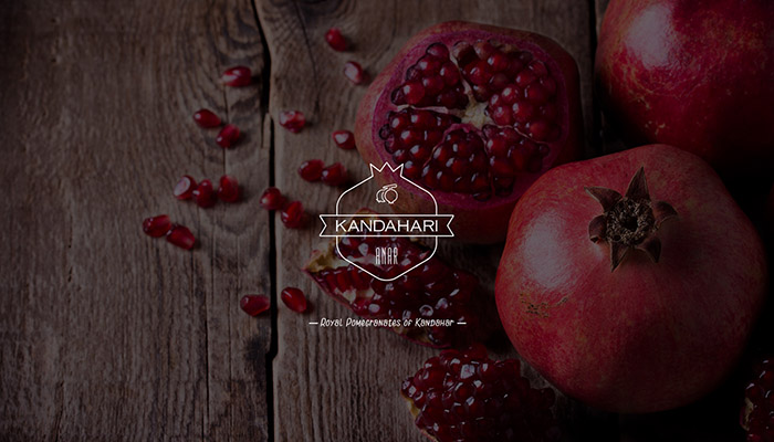 Kandahari Pomegranates