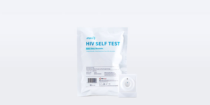Insti HIV Self Test Africa - Miscellaneous - Package Inspiration