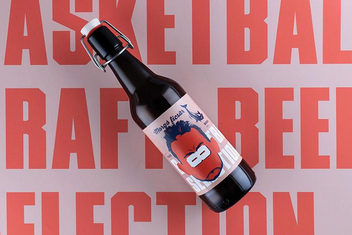 Basketball craft beer selection17