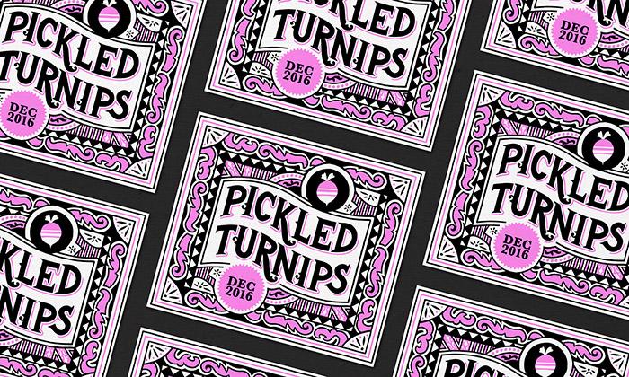 Pickled Turnips4