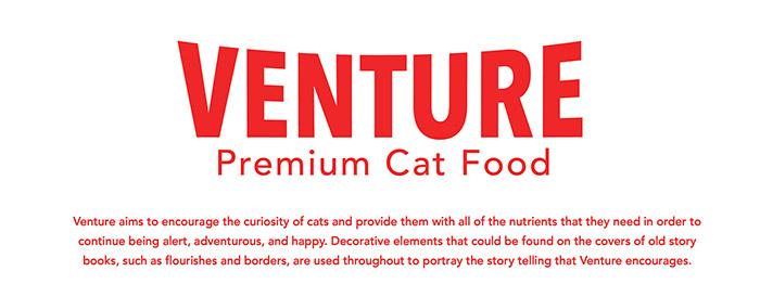 Venture Cat Food