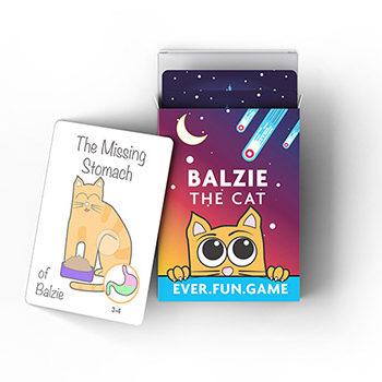 Balzie The Cat