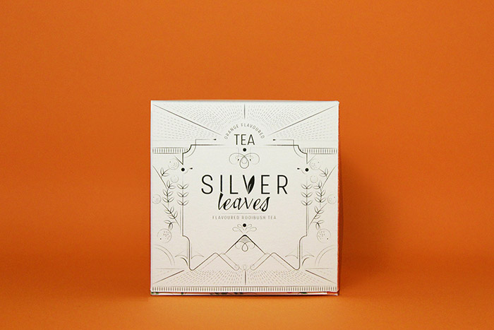 Silver Leaves Tea (c)2