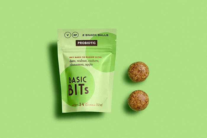 Basic Bits Raw Snack Balls10