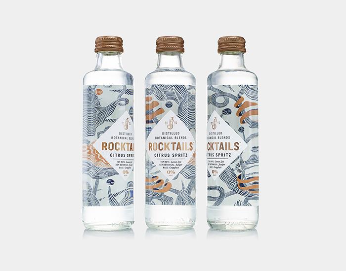 Rocktails - Three Bottle