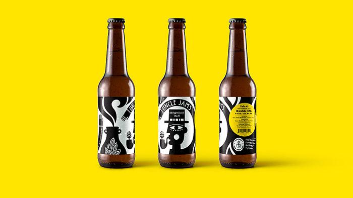 Strange Brew Beer8