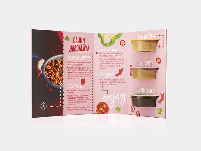 Simply Cook, Cajun Jambalaya, Open 2