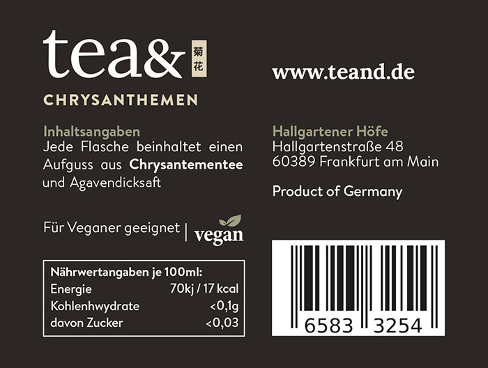 tea& - Branding13