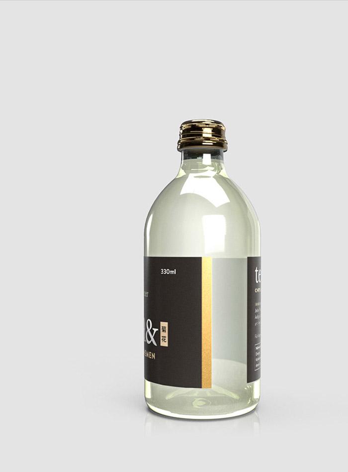 tea& - Branding3