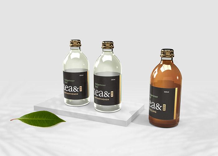 tea& - Branding5