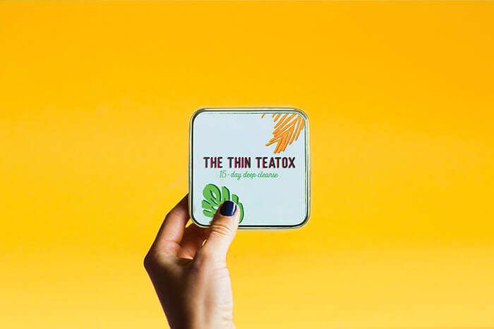 The Thin Teatox4