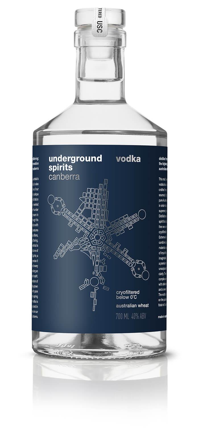 Underground VODKA