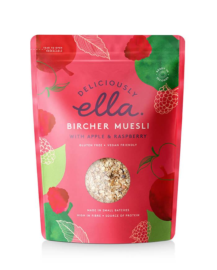 Here Design, Deliciouly Ella - Bircher Muesli cerealHR