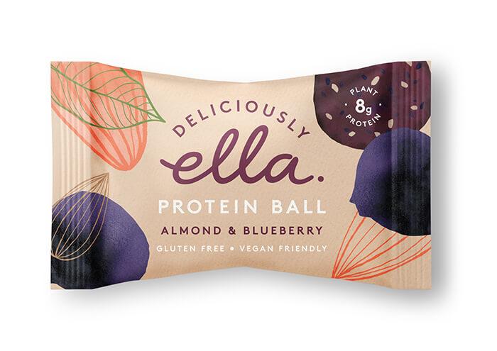 Here Design, Deliciouly Ella - ENERGY BALL_Almond&BerryHR