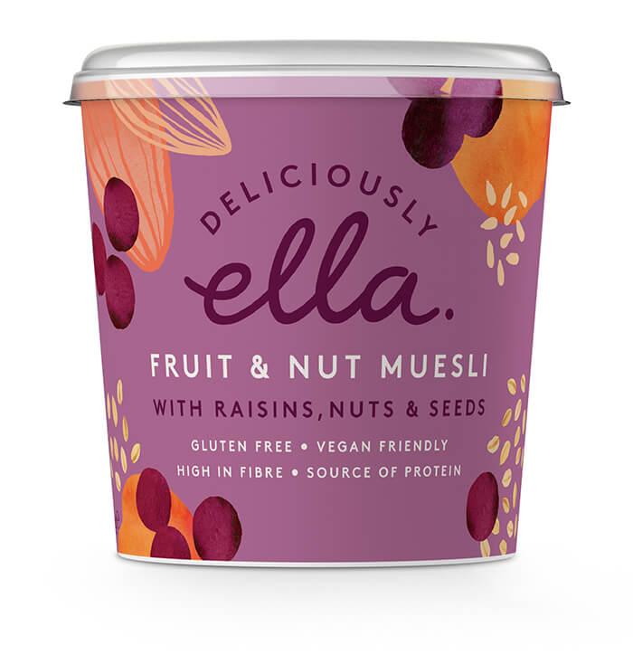 Here Design, Deliciouly Ella - Fruit & Nut muesli potHR