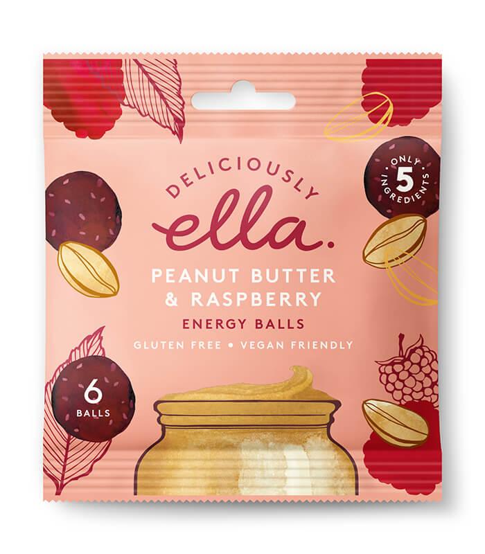 Here Design, Deliciouly Ella - PEANUT BUTTER BALLS_PButter&RaspberryHR