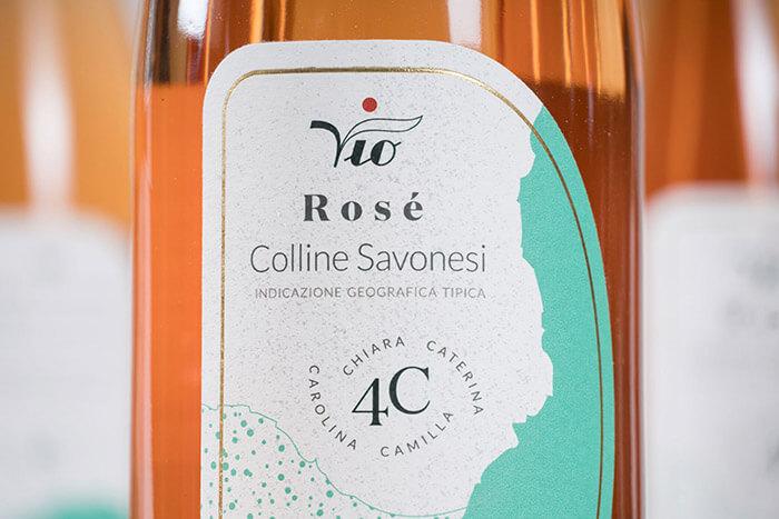4c - Rosè wine BioVio10