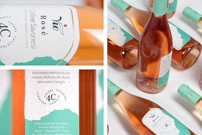 4c - Rosè wine BioVio11