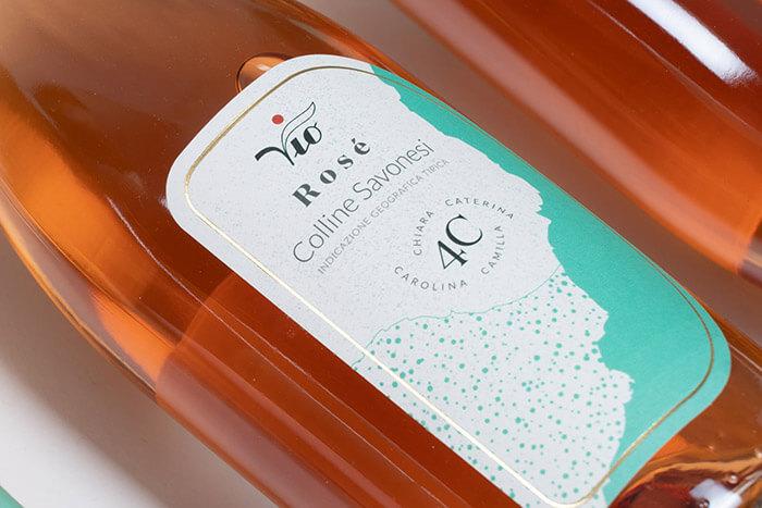 4c - Rosè wine BioVio12