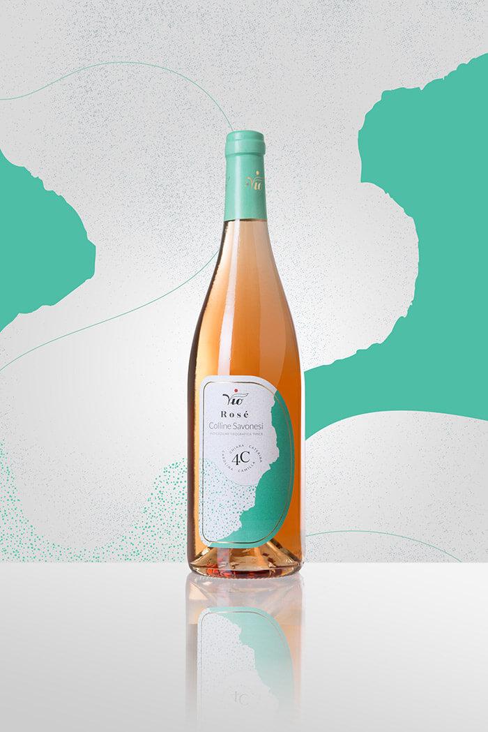 4c - Rosè wine BioVio7