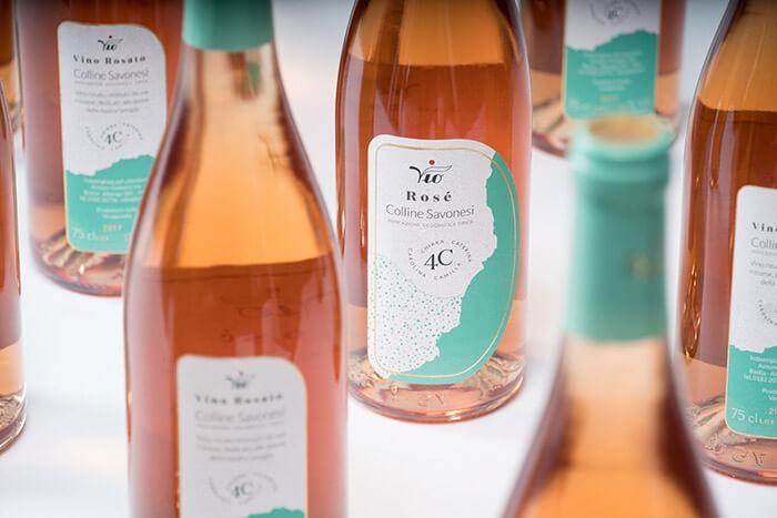 4c - Rosè wine BioVio9
