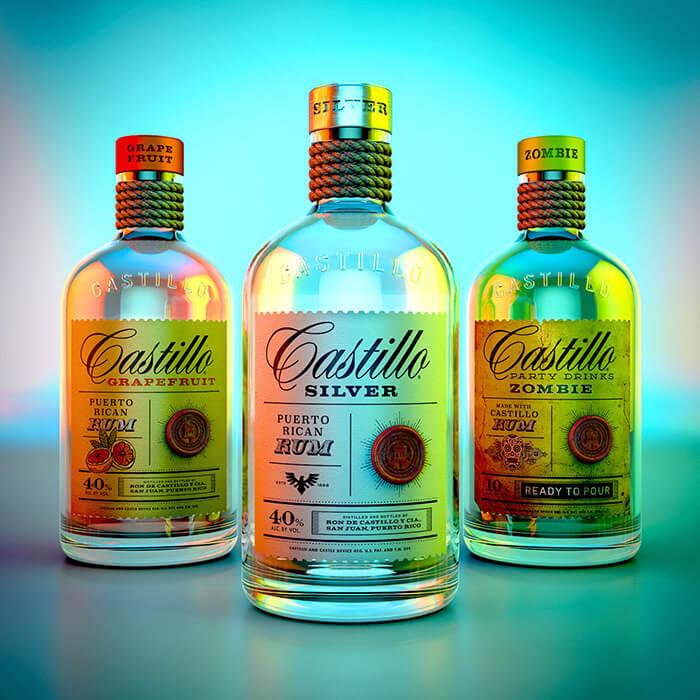 Castillo Rum - B Side1