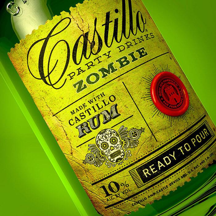 Castillo Rum - B Side10
